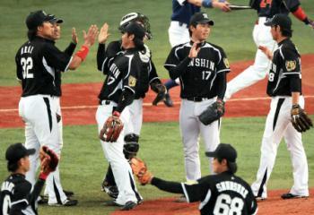 絵日記2・26阪神戦1