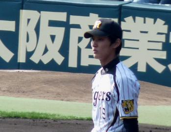 絵日記3・10日ハム藤浪7