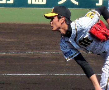 絵日記5・21ヤクルト藤浪3