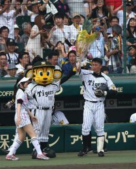 絵日記6・8ロッテ新井1