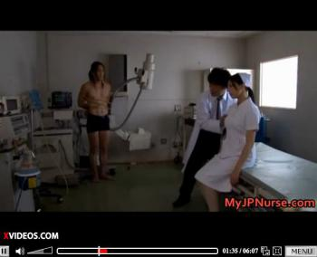 Super sexy Japanese nurses sucking - XVIDEOS.COM