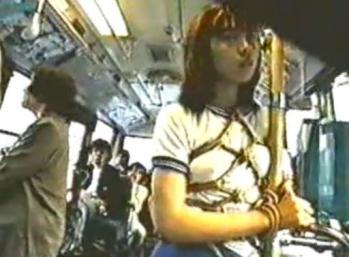 過激露出調教 4時限目 バス - エロ動画 アダルト動画