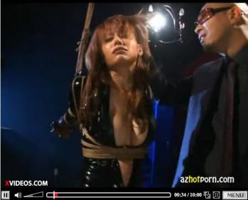 AzHotPorn.com - Asian Rope Bondage and Burning Candle Wax - XVIDEOS.COM(1)