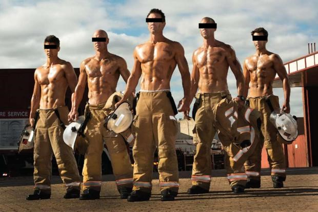 how to become a fireman qld