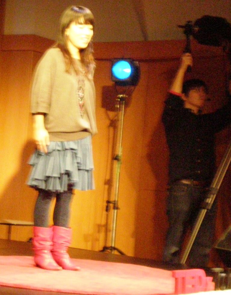 TEDxTokyo yzでの井口さん