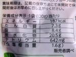 ミートボール栄養成分