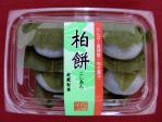 たんぱく質調整和菓子柏餅(こしあん)