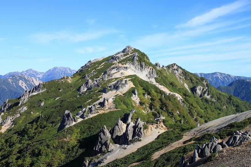 2012年9月16日 燕岳178