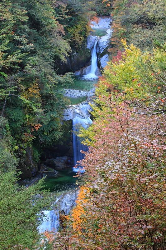 2012年10月27日 金峰山~尾白川渓290
