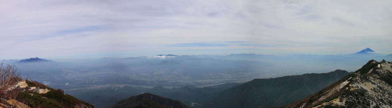 2013年6月1日 鳳凰三山_035