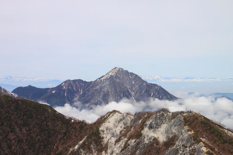 2013年6月1日 鳳凰三山_038