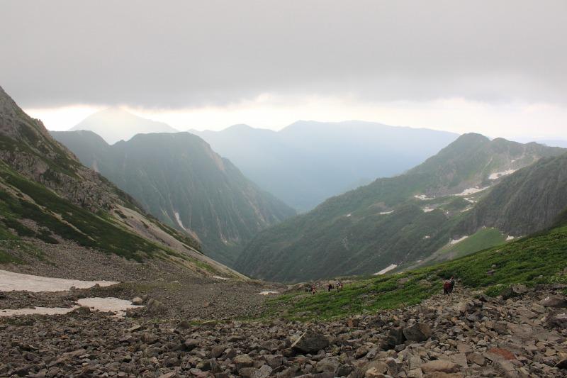 2013年8月3~4日 槍ヶ岳_063