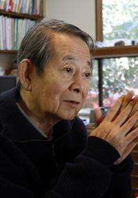 奥村昭雄さん
