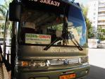 サマラ行きのバス