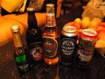 エストニアのお酒達