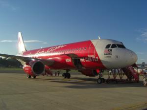 Air Asia機