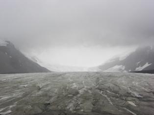 アサバスカ氷原
