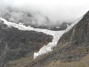 エンジェルズ氷河