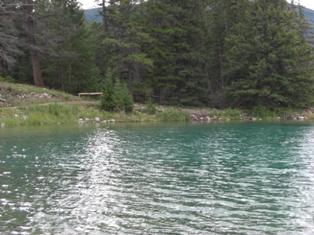 どれがどの湖か忘れた・・・