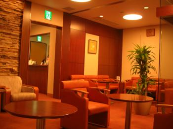小松空港ラウンジ