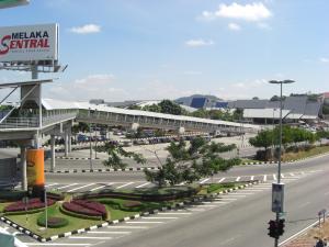 セントラルバスバスターミナル