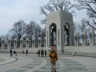 第二次世界大戦記念碑