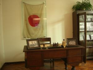ビザ発給の部屋