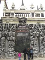 ヴァルトシュテイン宮殿の壁