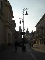 コシツェの町並み