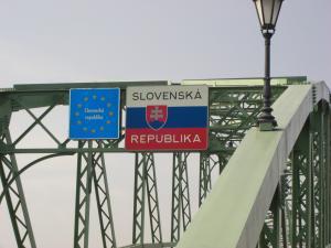 スロヴァキア側