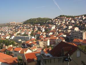 要塞からの景色