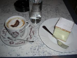 久々のカフェ