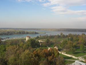 ドナウ川とサヴァ川