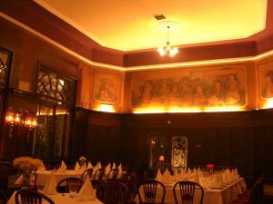 久々のレストラン