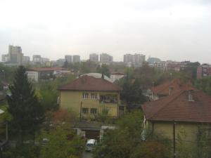 マケドニア、車窓から