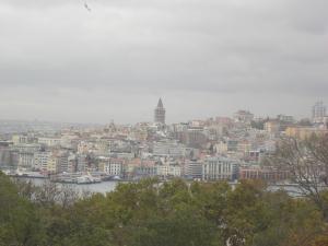 トプカプ宮殿からの景色