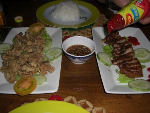 フィリピン料理?