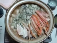 31日牡蠣鍋