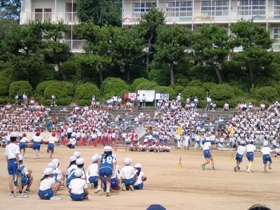 広田小運動会