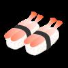 ブログ素材(すし)