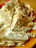 Antique Lace 展 * 2/3(fri)~5(sun)