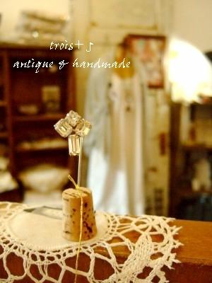 trois+5 * antique & handmade