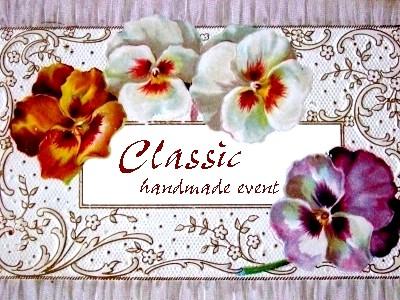 handmade event * Classic * 3/9(fri)~11(sun)