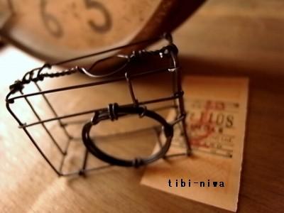 tibi-niwa * ワイヤークラフト