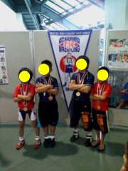 全国大会金メダル