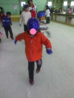 初スケート4