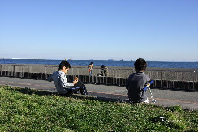 つかさのブログ-城南島13