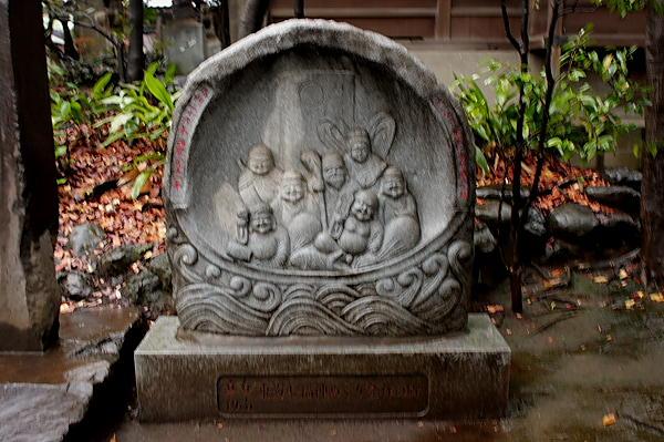 つかさのブログ-品川神社