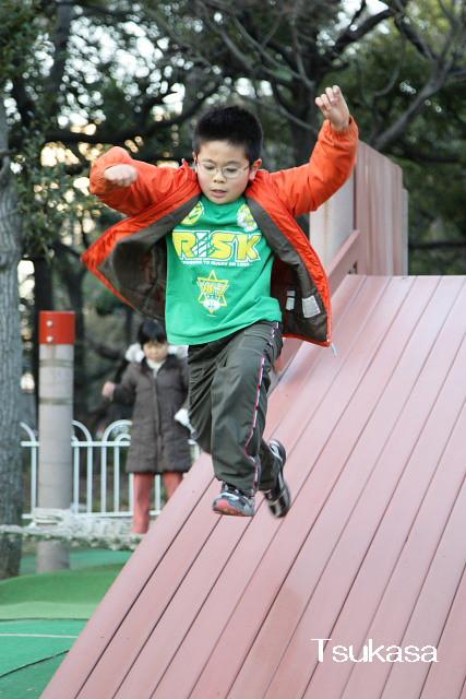 つかさのブログ-神宮公園