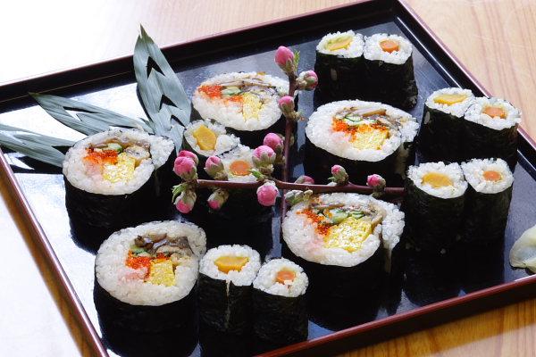 つかさのブログ-春の鮨